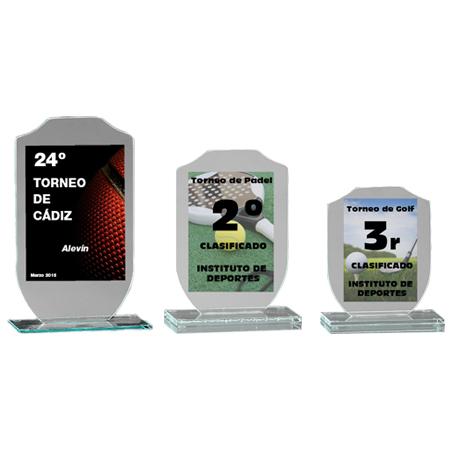 Trofeo cristal T10740552