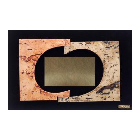 Placa diseño fusión TB520006PH