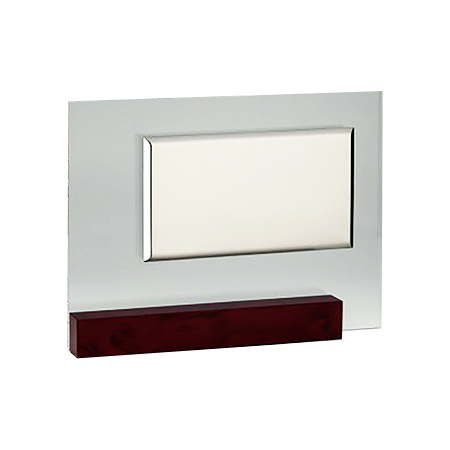 Placa metacrilato alpaca TB520606PH