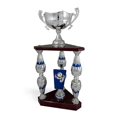 copa columna básquet clásica azul TB10716952