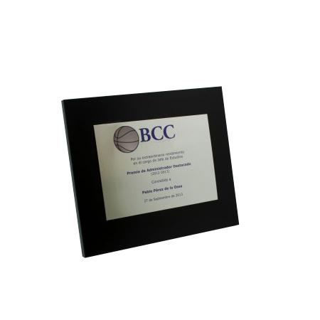 placa imagen sobre aluminio imagen y color TB520416PH